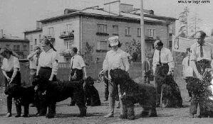 Before parade 1970y.